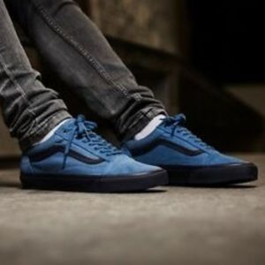 NWT Vans Old Skool C&D Blue Ashes W 8.5, M 7